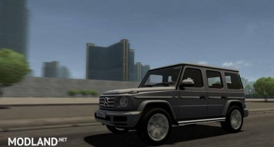 2019 Mercedes-Benz G500 [1.5.9], 1 photo